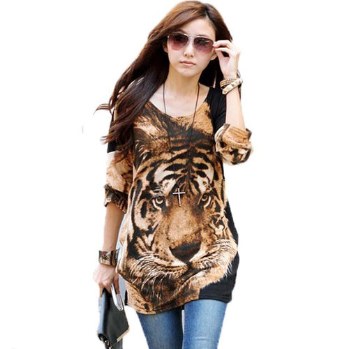 Fashion Tiger Top - Mall4all