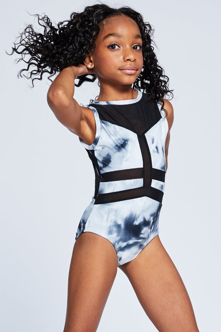 Angles Leo Fitted Wear - One Pieces - Leotards Jo+Jax Shadow Youth Small