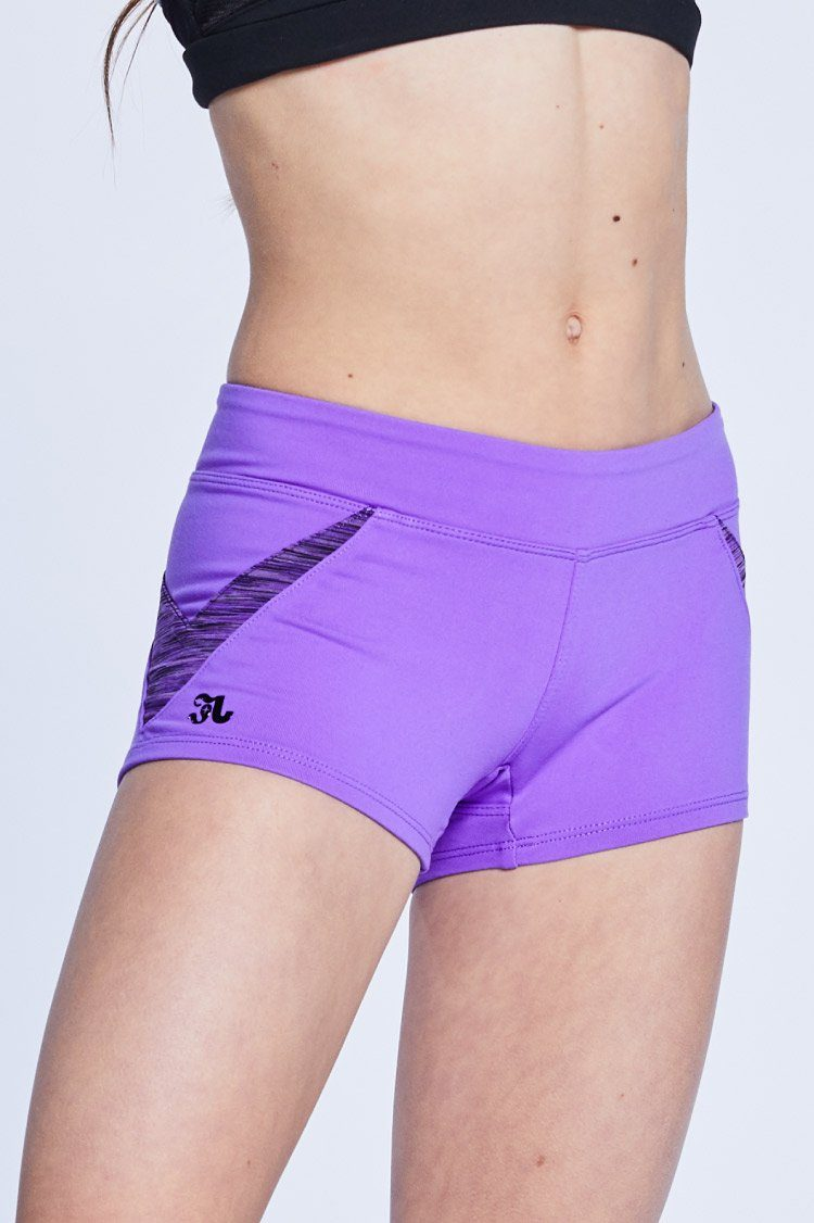 Astro Shorts Fitted Wear - Bottoms - Shorts Jo+Jax