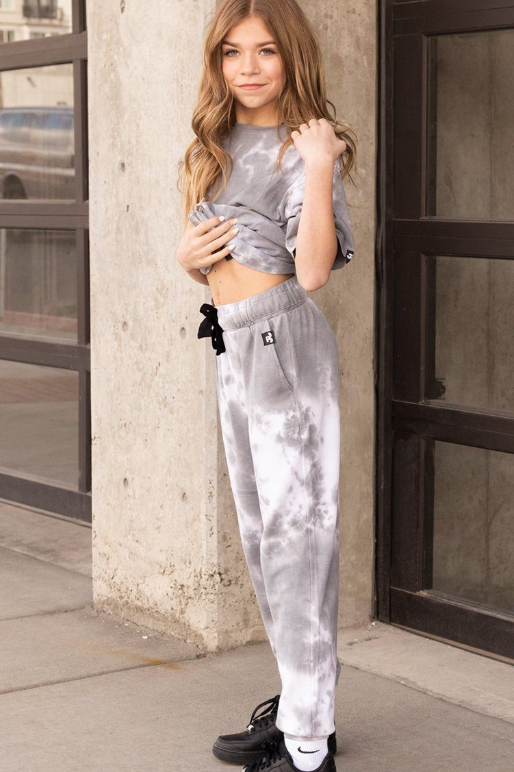 Beau Joggers Cloud Youth To & From - Bottoms - Pants Jo+Jax
