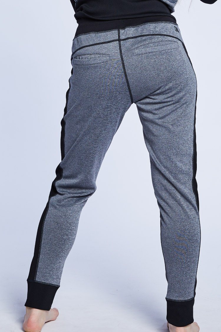 Bombshell Pants Warm-ups - Bottoms - Pants Jo+Jax Charcoal Large Adult