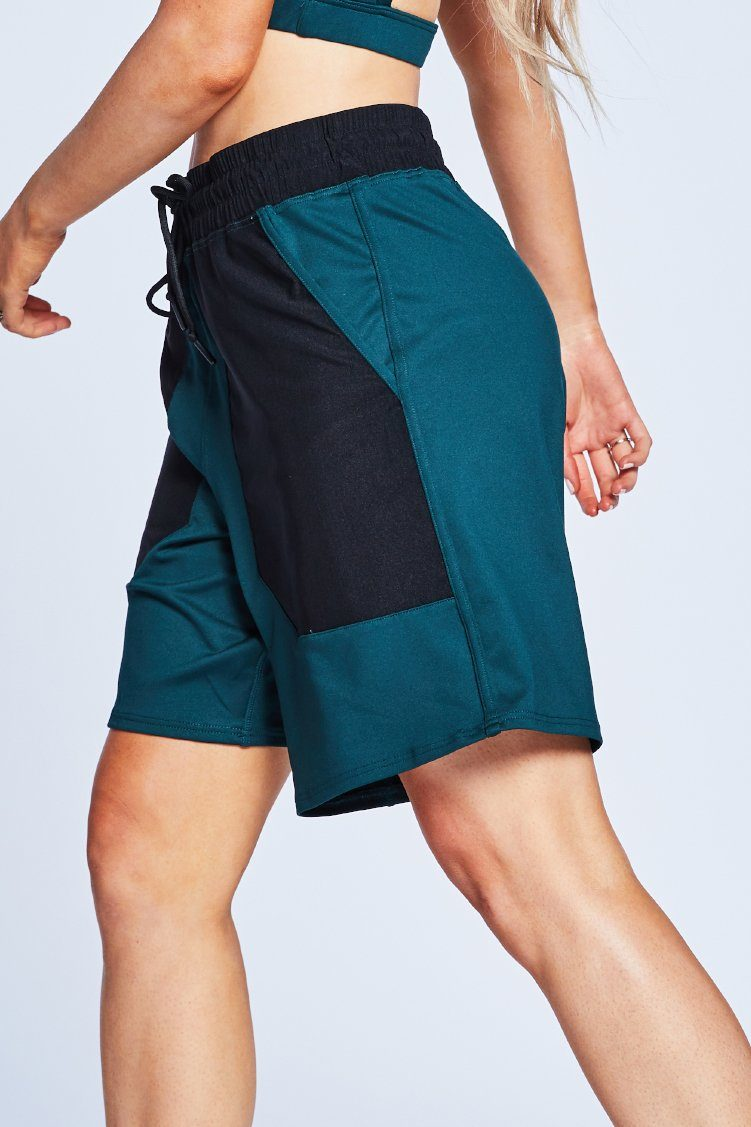 Court Shorts To & From - Bottoms - Shorts Jo+Jax Jungle/Black XX-Small Adult