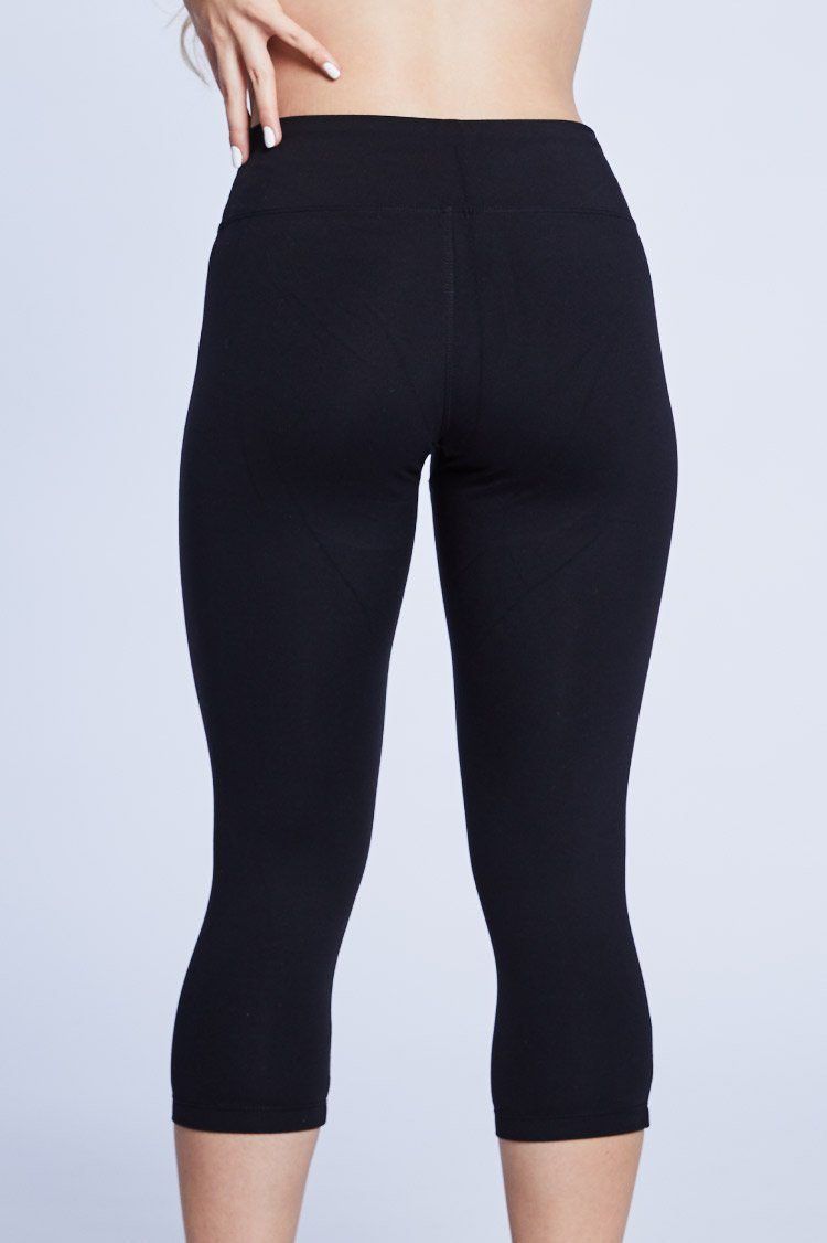 Cropped Legging Fitted Wear - Bottoms - Cropped Jo+Jax