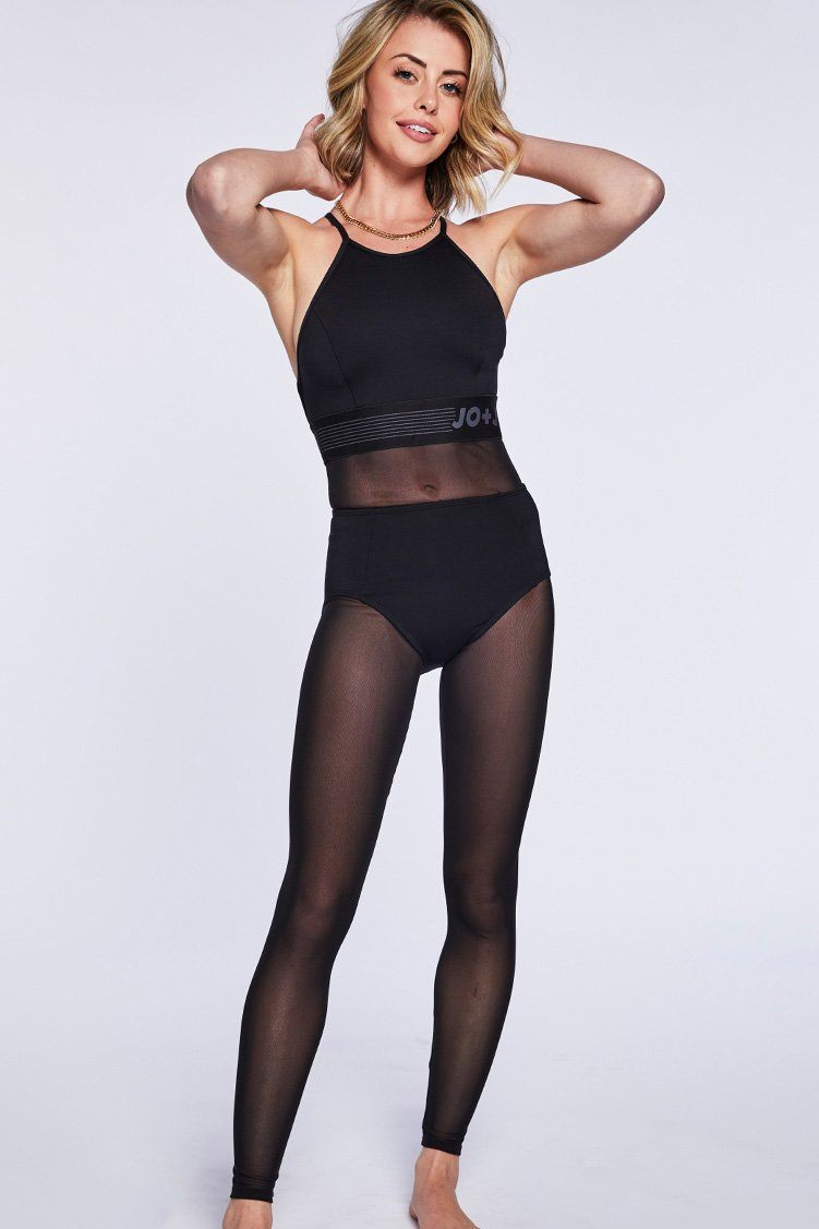 Fame Uni Fitted Wear - One Pieces - Unitards Jo+Jax