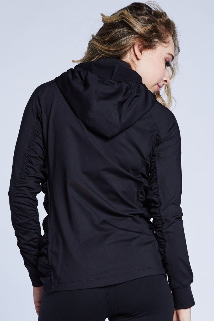 Fiora Jacket Warm-ups - Tops - Jackets Jo+Jax