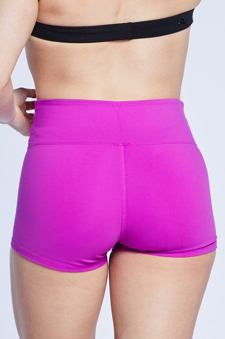 Flip Shorts Fitted Wear - Bottoms - Shorts Jo+Jax