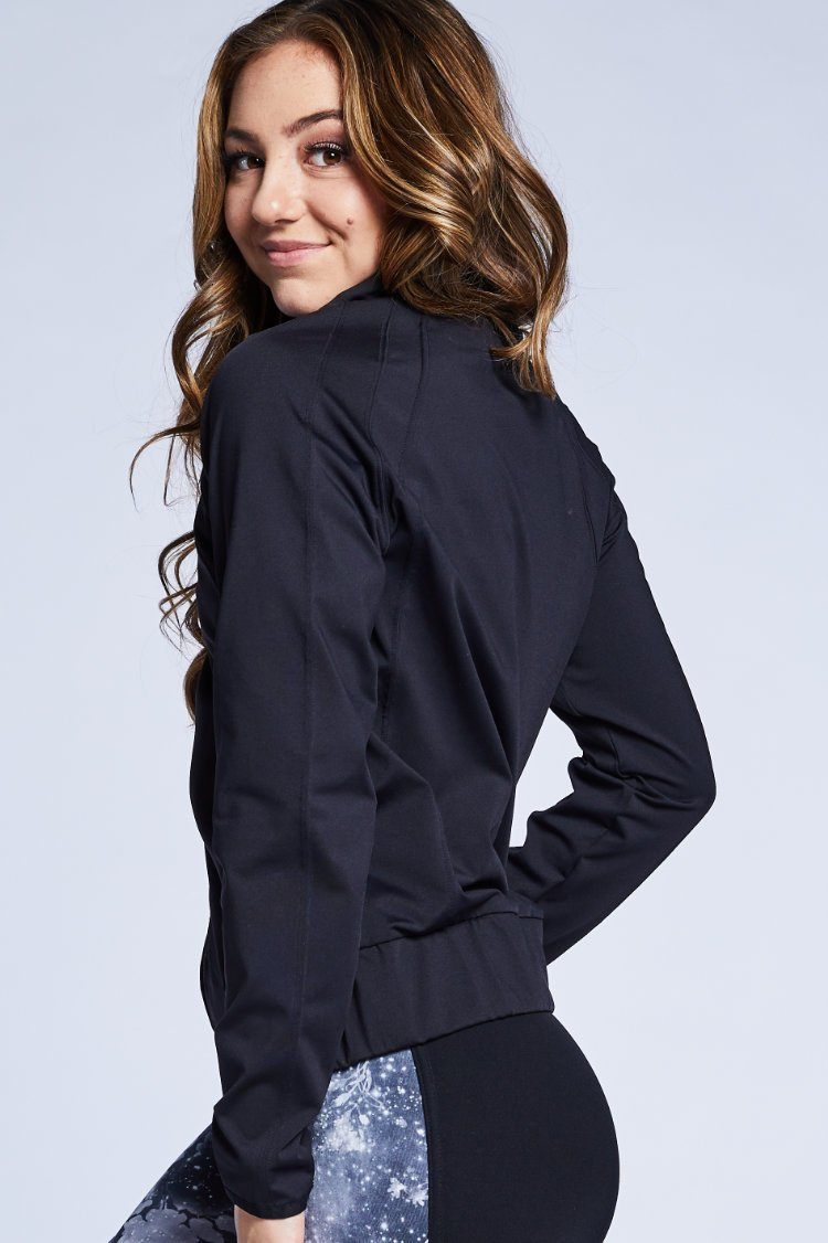 Lightspeed Jacket To & From - Tops - Jackets Jo+Jax Black XX-Small Adult