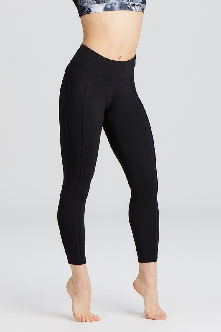 Mirage Leggings Fitted Wear - Bottoms - Leggings Jo+Jax Black Medium Adult