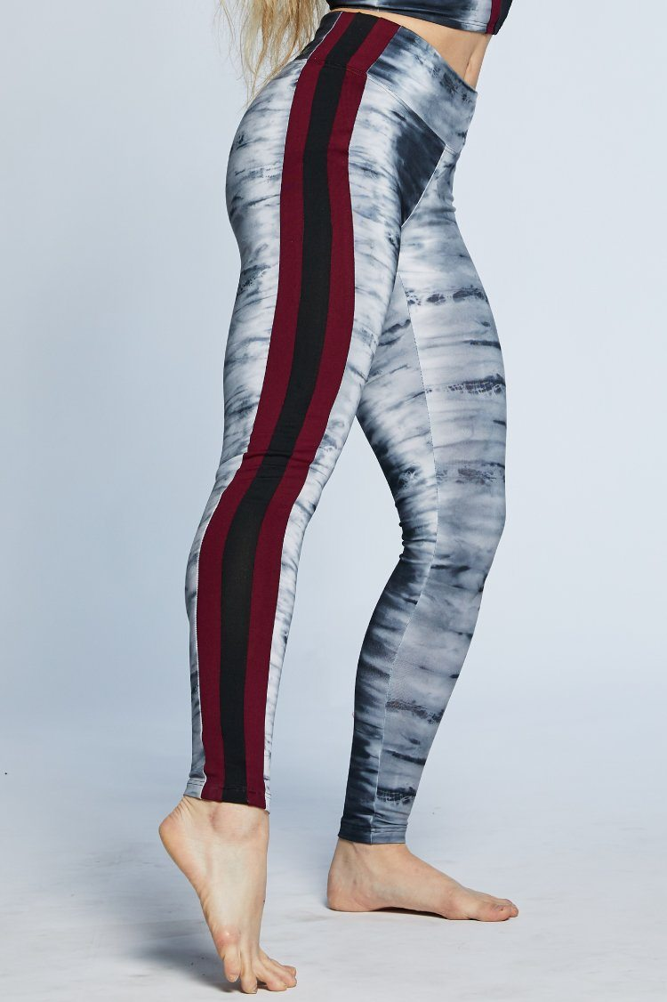 Petra Leggings Fitted Wear - Bottoms - Leggings Jo+Jax Smoke Youth Small