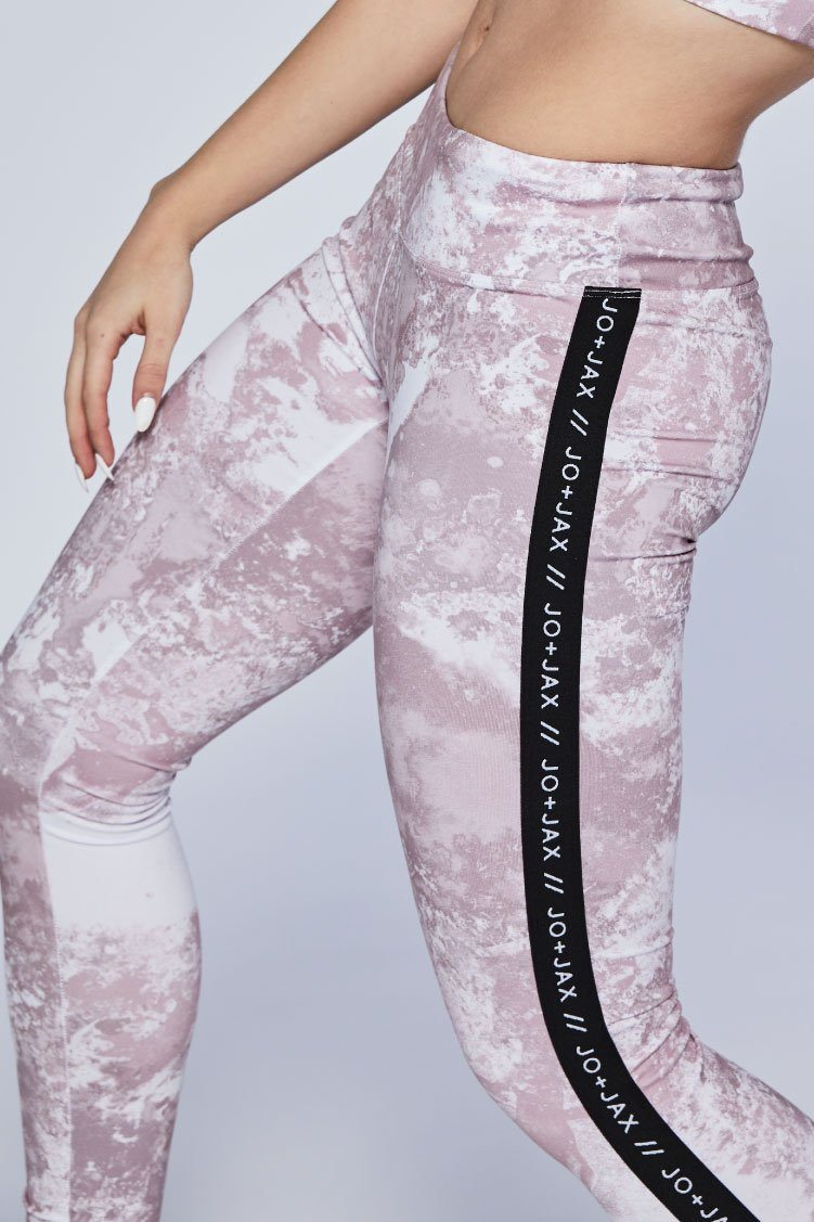 Racer Leggings Fitted Wear - Bottoms - Leggings Jo+Jax