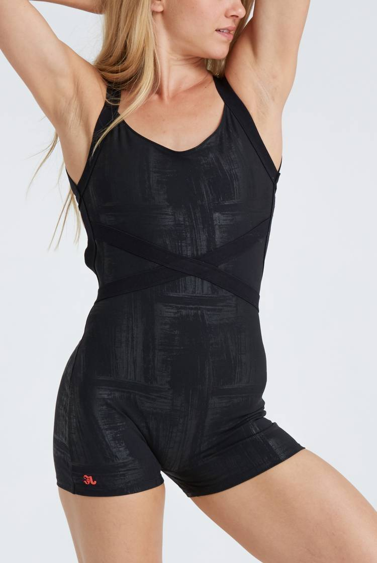 Savvy Unitard Fitted Wear - One Pieces - Unitards Jo+Jax