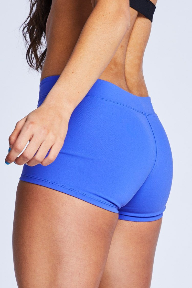 Shorties Fitted Wear - Bottoms - Shorts KH Periwinkle Small Adult