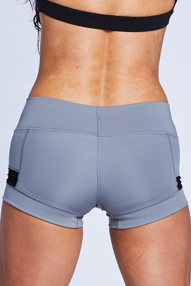 Solo Shorts Fitted Wear - Bottoms - Shorts Jo+Jax