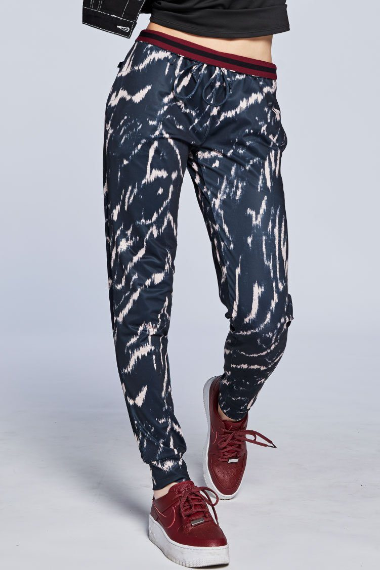 Spectra Joggers To & From - Bottoms - Pants Jo+Jax Onyx Tiger XX-Small Adult