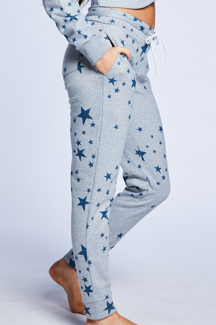 Stargazer Sweatpants To & From - Bottoms - Pants Jo+Jax Heather Ash XX-Small Adult