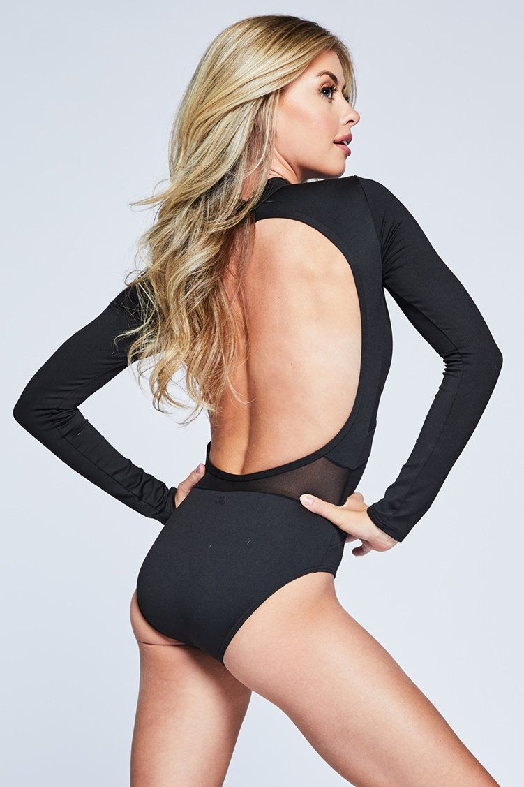 Victory LS Leo Fitted Wear - One Pieces - Leotards Jo+Jax