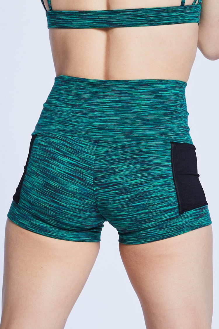 Vivian Shorts Fitted Wear - Bottoms - Shorts Jo+Jax