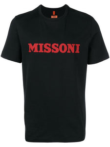 Black Missoni Logo T-Shirt
