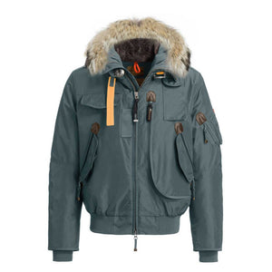 Teal Parajumpers Gobi Coat