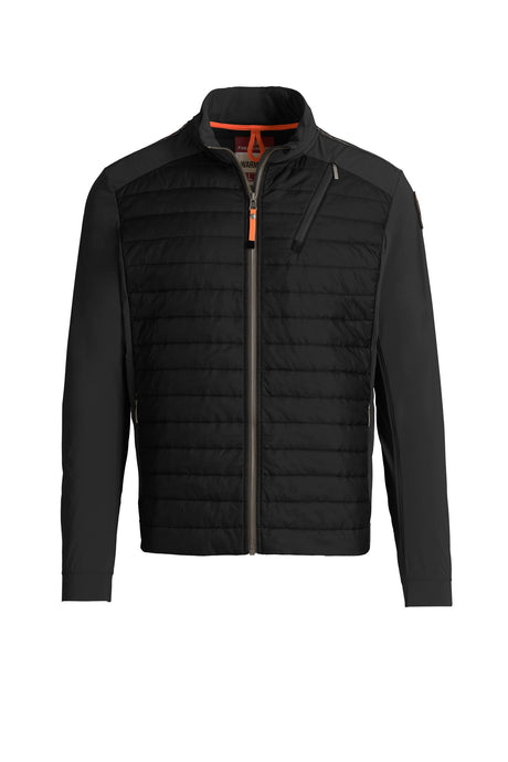 Black Parajumpers Jayden Lightweight Jacket