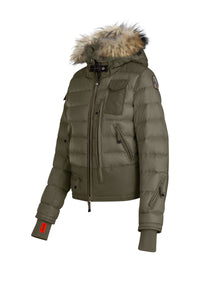 WMN Parajumpers Ski-Master Fisherman Green