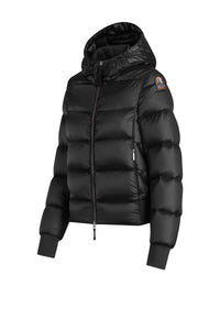 WMN Black Parajumpers Mariah Bubble Coat