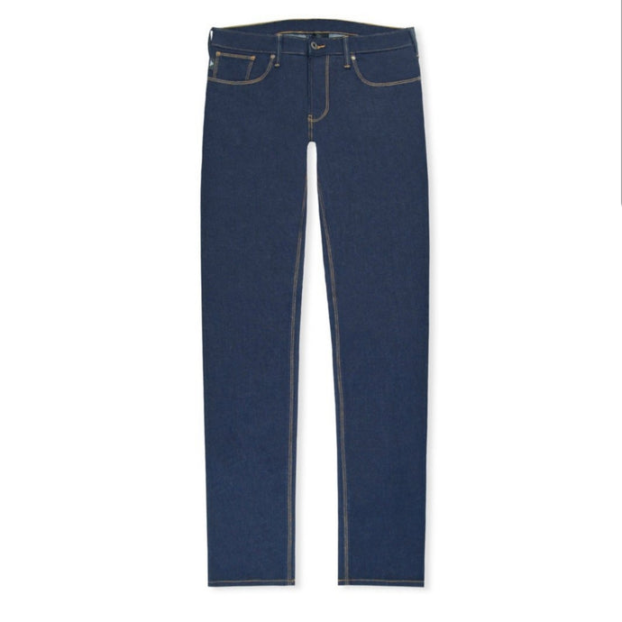 Denim Blue Emporio Armani J45 Regular Jeans