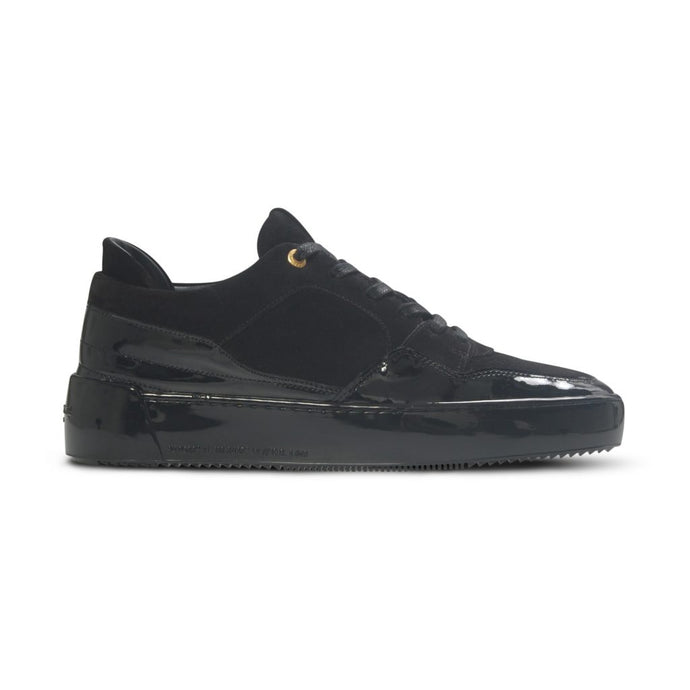 Black Omega Lo Sneakers