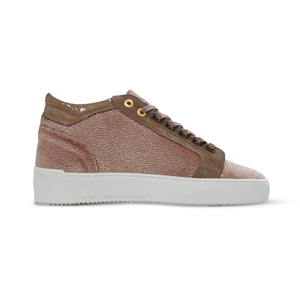 Taupe Propulsion Mid Sneaker