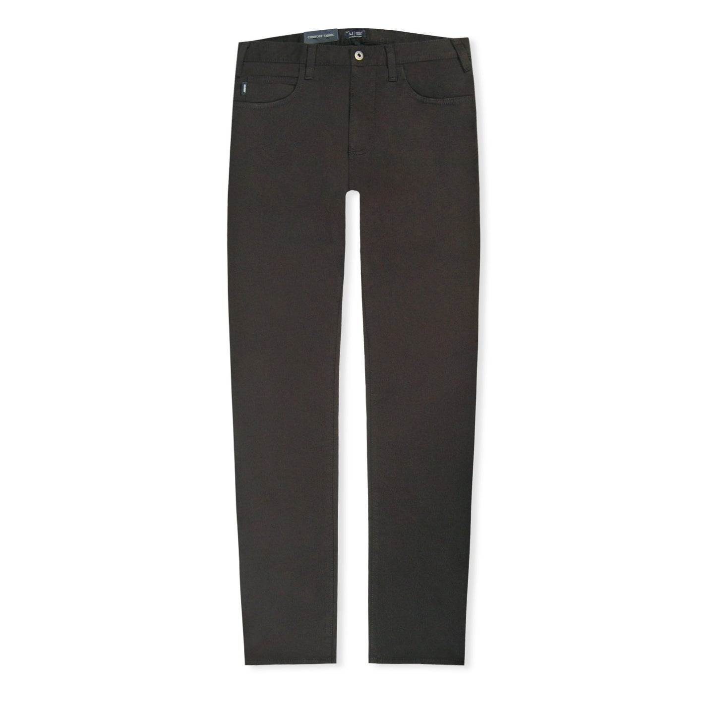 Black J45 Regular/Slim Canvas Chino's