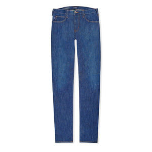 Mid Washed J45 Regular/Slim Jeans