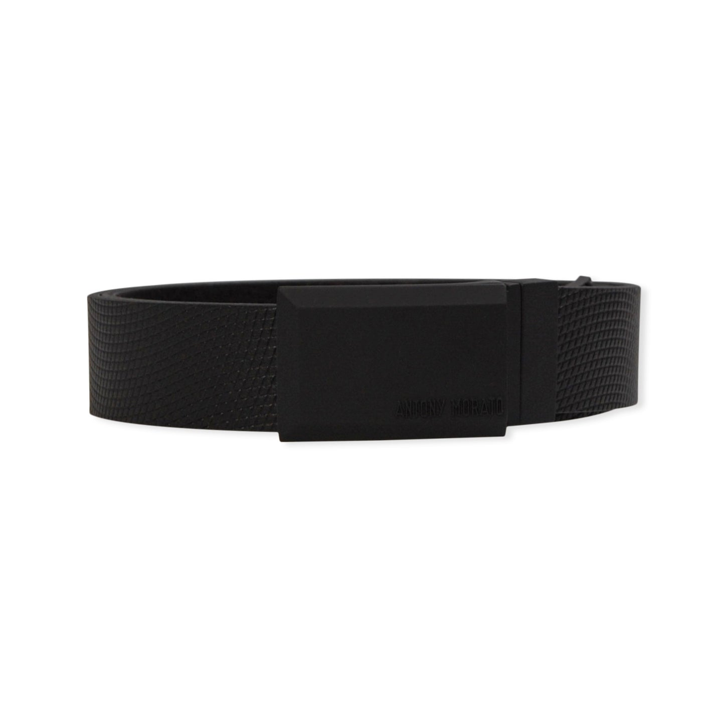 Black Snake Antony Morato Leather Belt