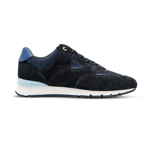 Navy Android Homme Belter 2.0 Trainers