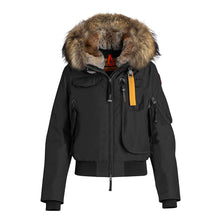 WMN Black Parajumpers Gobi Women Coat