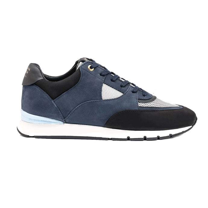 Android Homme Belter Ink Blue/Grey Runners