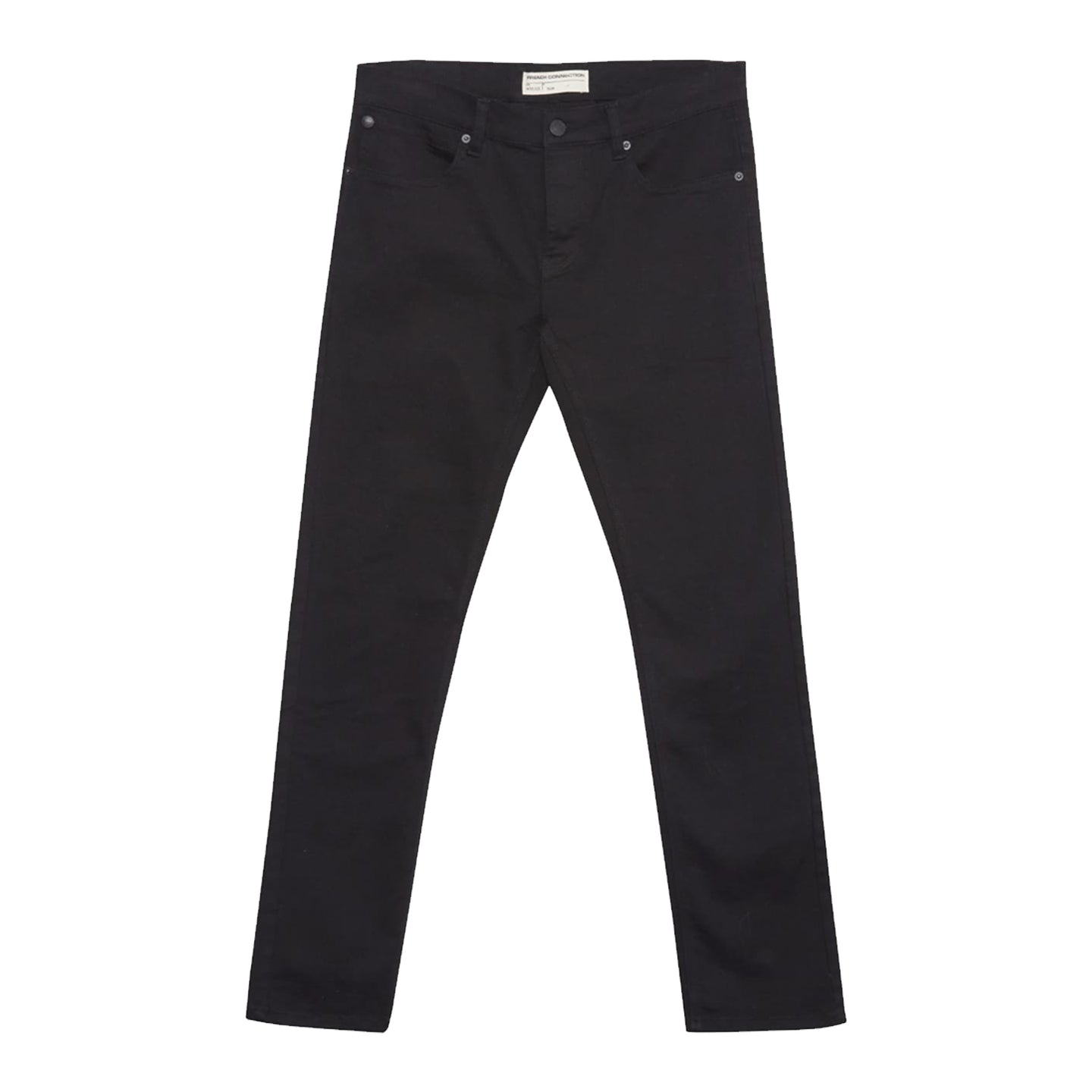Black French Connection Slim Jeans