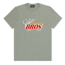 Grey Caten Bro's Kids Printed T-Shirt