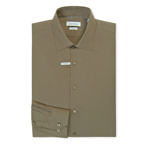 Brown Cannes Fitted Shirt