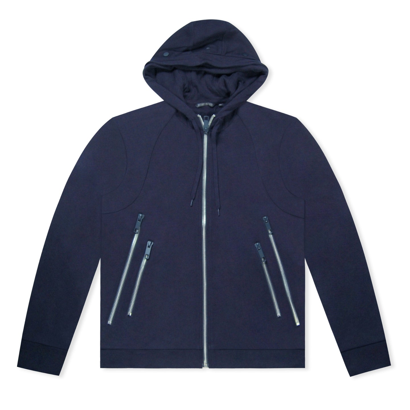 Loud Blue Antony Morato Double Zip Hoody