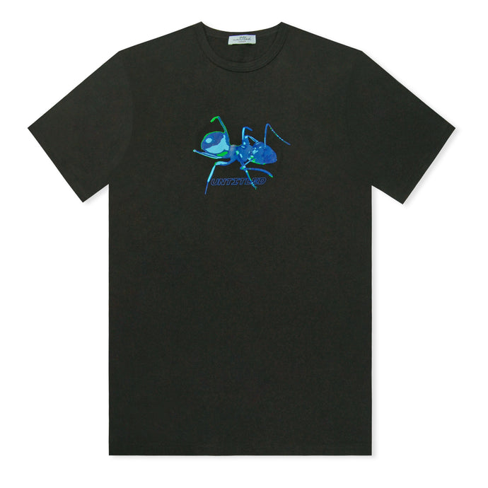 Untitled Atelier Black Ant Printed T-Shirt