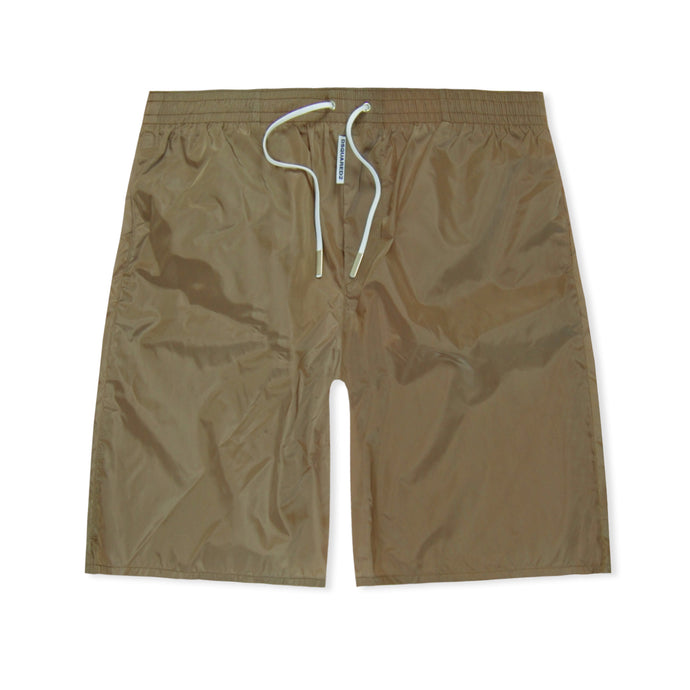 DSquared2 Khaki Swim Shorts