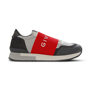 Grey/Red Givenchy Runners