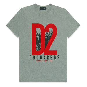 KIDS Grey D2 T-Shirt