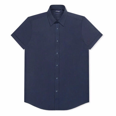 Navy Antony Morato Super Slim Shirt