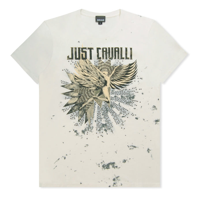 White Rock Angel Studded T-Shirt