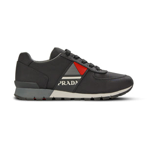 Black Ballistic Nylon Runners