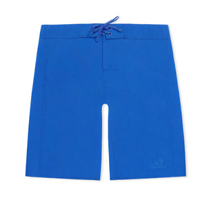 Royal Blue Plain Emporio Armani Swim Shorts