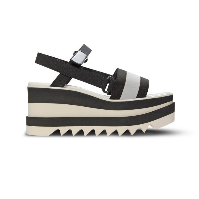 WMN Black/White Stella McCartney Sandalls