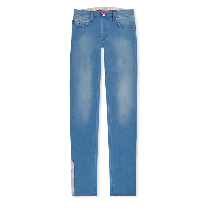 Denim Blue Pop Tramarossa Leonardo 2 Year Jeans