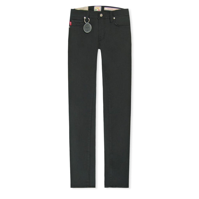 Black Leonardo 1 Moon Slim Jeans